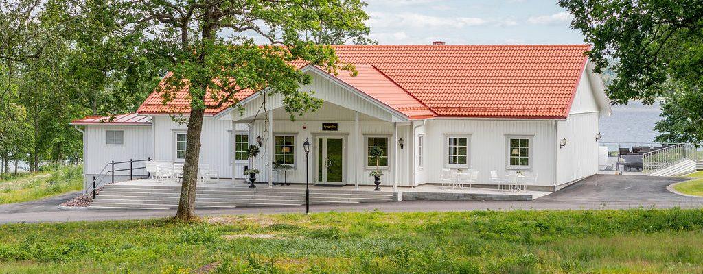 Spagården hus Dömle Herrgård Spa & Resort